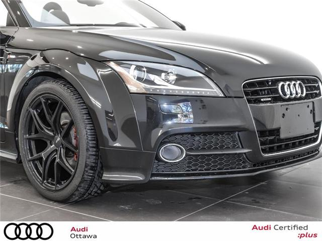2015 Audi TT 2.0T (Stk: 52176A) in Ottawa - Image 7 of 22