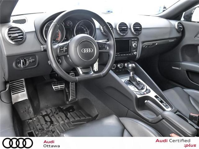 2015 Audi TT 2.0T (Stk: 52176A) in Ottawa - Image 14 of 22
