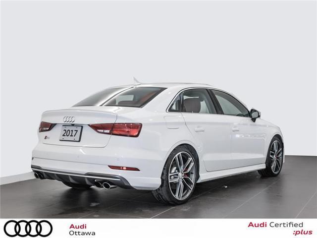 2017 Audi S3 2.0T Technik (Stk: 52193A) in Ottawa - Image 3 of 22
