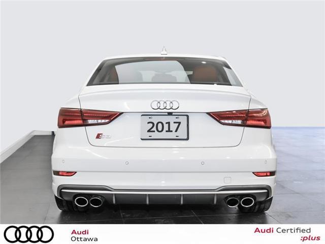 2017 Audi S3 2.0T Technik (Stk: 52193A) in Ottawa - Image 6 of 22