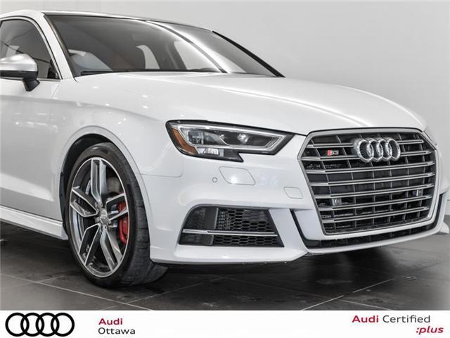 2017 Audi S3 2.0T Technik (Stk: 52193A) in Ottawa - Image 8 of 22