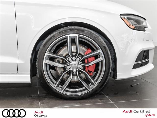 2017 Audi S3 2.0T Technik (Stk: 52193A) in Ottawa - Image 10 of 22