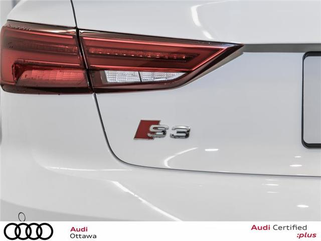 2017 Audi S3 2.0T Technik (Stk: 52193A) in Ottawa - Image 11 of 22
