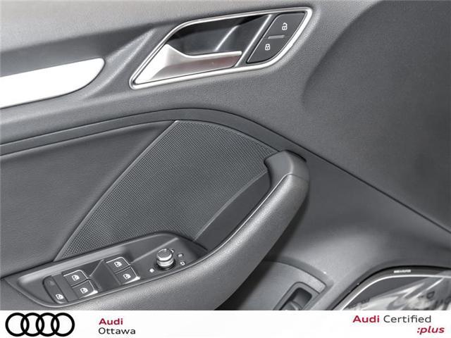 2017 Audi S3 2.0T Technik (Stk: 52193A) in Ottawa - Image 12 of 22