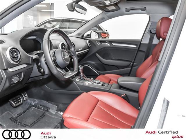 2017 Audi S3 2.0T Technik (Stk: 52193A) in Ottawa - Image 14 of 22