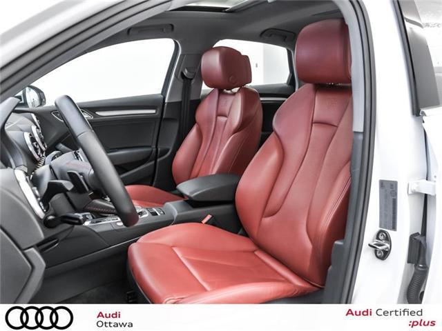 2017 Audi S3 2.0T Technik (Stk: 52193A) in Ottawa - Image 15 of 22