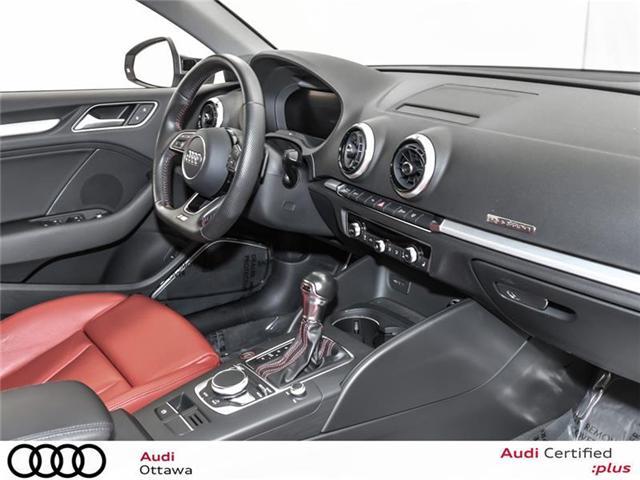 2017 Audi S3 2.0T Technik (Stk: 52193A) in Ottawa - Image 17 of 22