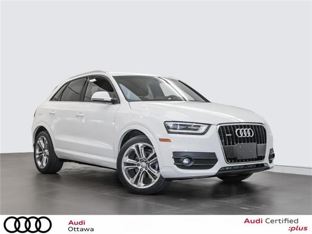 2015 Audi Q3 2.0T Progressiv (Stk: 52196A) in Ottawa - Image 1 of 22