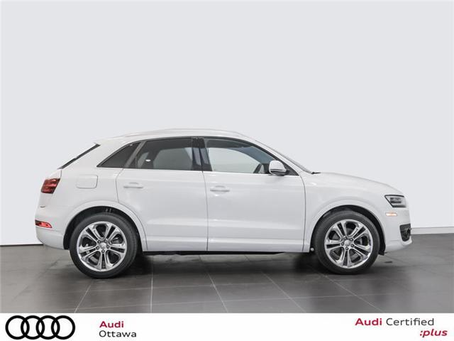 2015 Audi Q3 2.0T Progressiv (Stk: 52196A) in Ottawa - Image 2 of 22