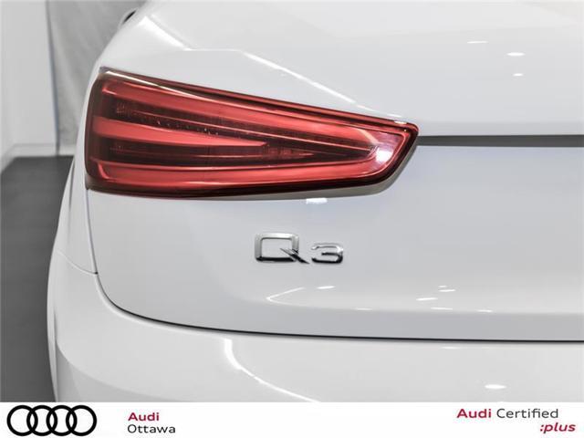 2015 Audi Q3 2.0T Progressiv (Stk: 52196A) in Ottawa - Image 8 of 22
