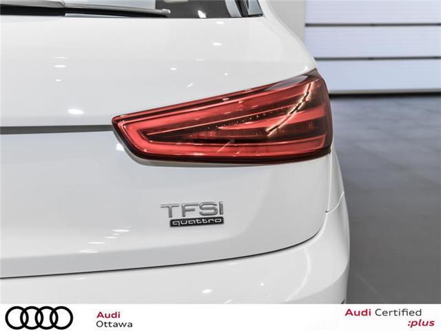 2015 Audi Q3 2.0T Progressiv (Stk: 52196A) in Ottawa - Image 9 of 22