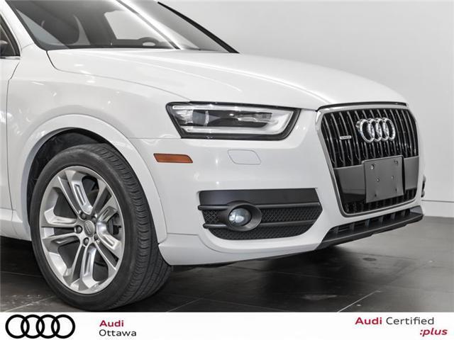 2015 Audi Q3 2.0T Progressiv (Stk: 52196A) in Ottawa - Image 11 of 22