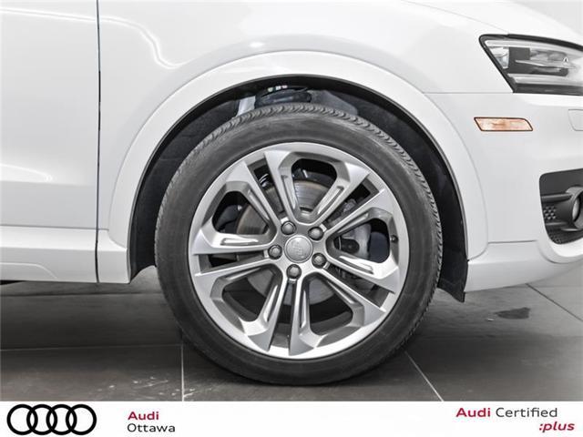 2015 Audi Q3 2.0T Progressiv (Stk: 52196A) in Ottawa - Image 12 of 22