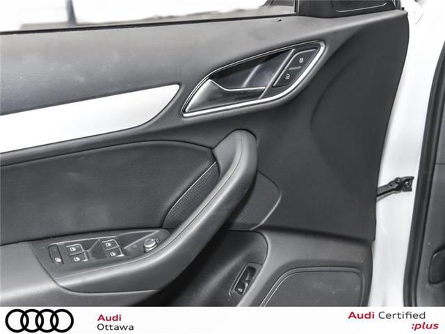 2015 Audi Q3 2.0T Progressiv (Stk: 52196A) in Ottawa - Image 13 of 22