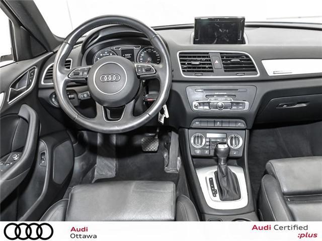 2015 Audi Q3 2.0T Progressiv (Stk: 52196A) in Ottawa - Image 17 of 22