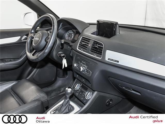 2015 Audi Q3 2.0T Progressiv (Stk: 52196A) in Ottawa - Image 18 of 22