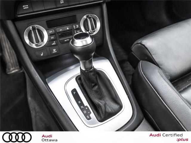 2015 Audi Q3 2.0T Progressiv (Stk: 52196A) in Ottawa - Image 19 of 22
