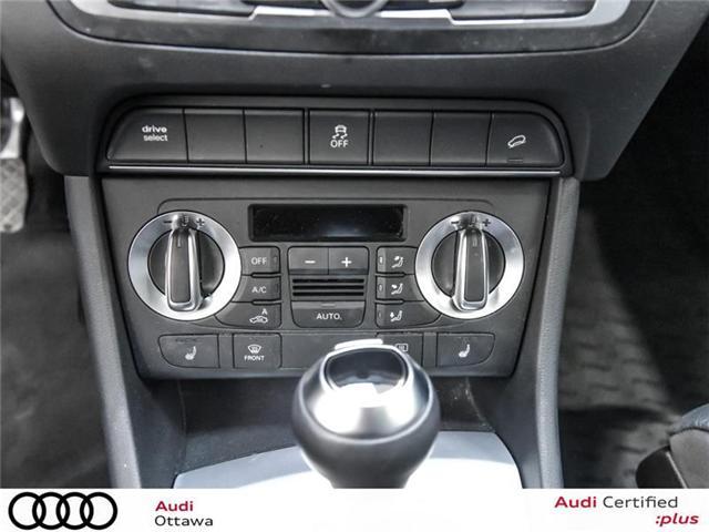2015 Audi Q3 2.0T Progressiv (Stk: 52196A) in Ottawa - Image 20 of 22