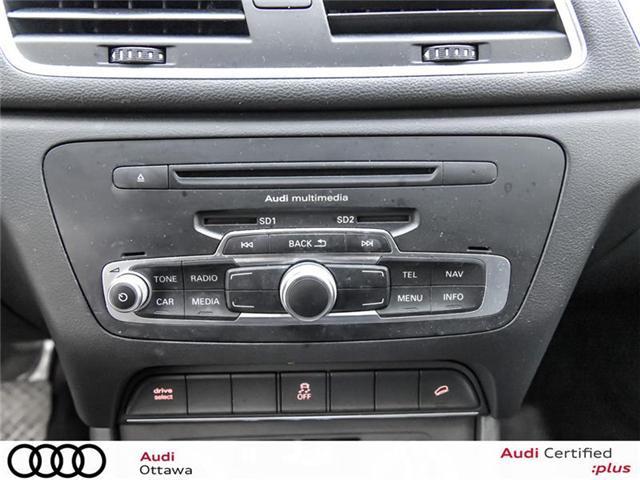 2015 Audi Q3 2.0T Progressiv (Stk: 52196A) in Ottawa - Image 21 of 22