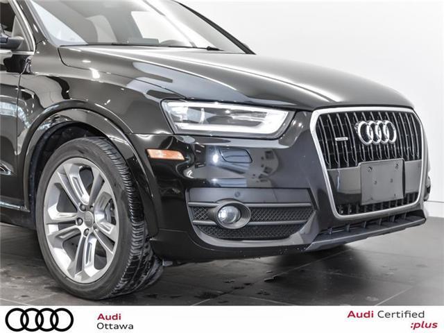 2015 Audi Q3 2.0T Technik (Stk: PA485) in Ottawa - Image 4 of 22