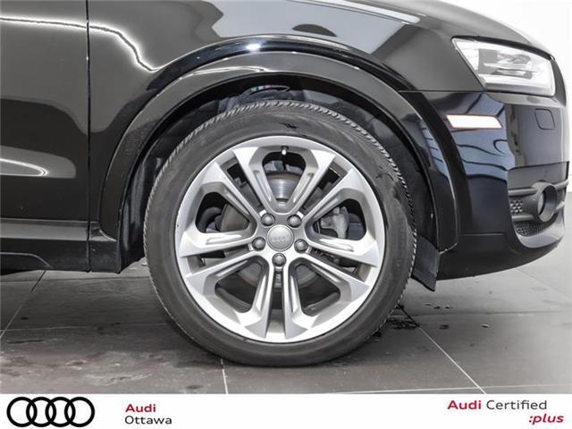 2015 Audi Q3 2.0T Technik (Stk: PA485) in Ottawa - Image 6 of 22