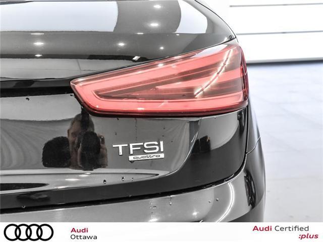 2015 Audi Q3 2.0T Technik (Stk: PA485) in Ottawa - Image 7 of 22