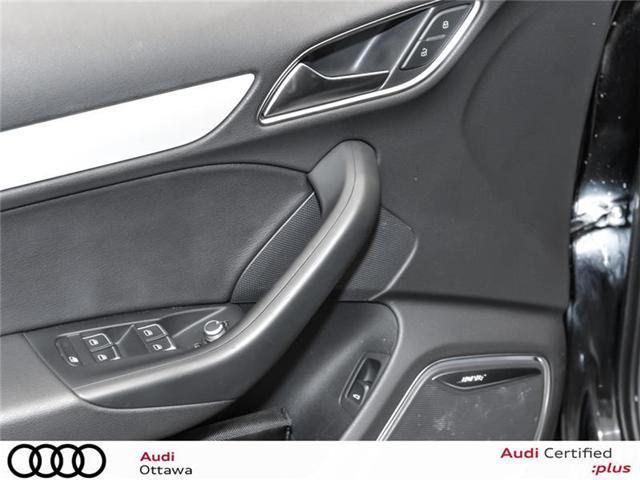 2015 Audi Q3 2.0T Technik (Stk: PA485) in Ottawa - Image 9 of 22