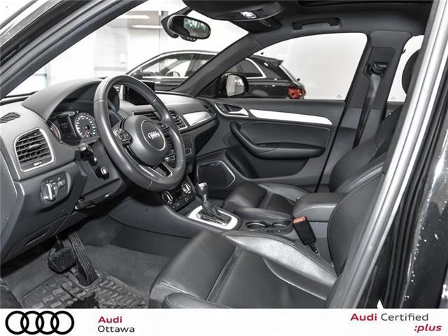 2015 Audi Q3 2.0T Technik (Stk: PA485) in Ottawa - Image 11 of 22