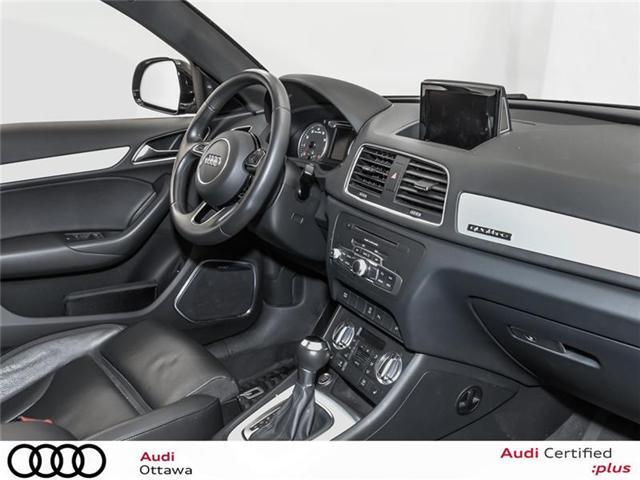 2015 Audi Q3 2.0T Technik (Stk: PA485) in Ottawa - Image 14 of 22