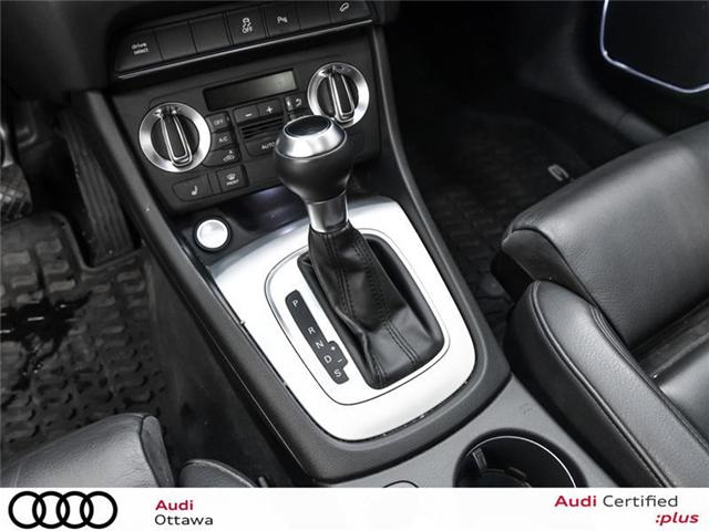 2015 Audi Q3 2.0T Technik (Stk: PA485) in Ottawa - Image 15 of 22