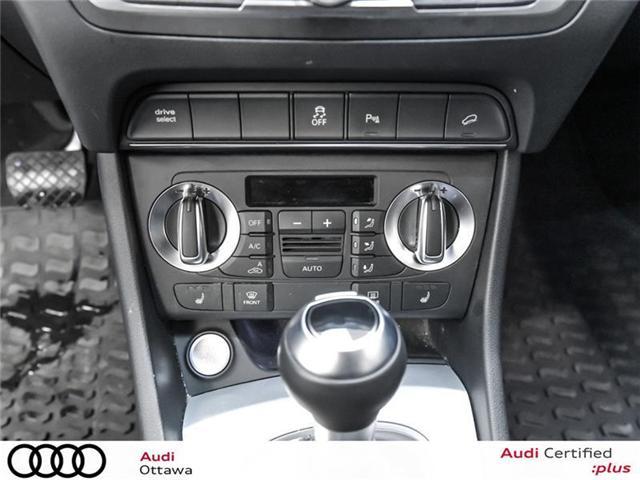 2015 Audi Q3 2.0T Technik (Stk: PA485) in Ottawa - Image 16 of 22
