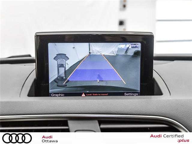 2015 Audi Q3 2.0T Technik (Stk: PA485) in Ottawa - Image 20 of 22