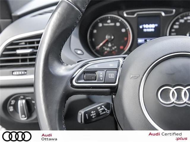 2015 Audi Q3 2.0T Technik (Stk: PA485) in Ottawa - Image 21 of 22