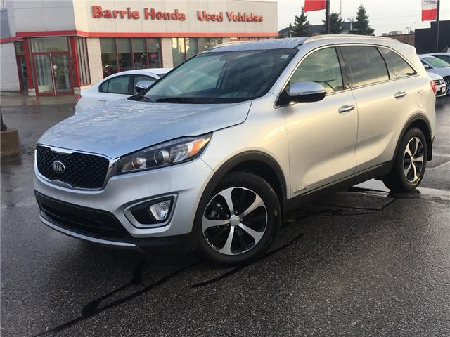 2017 Kia Sorento  (Stk: L00045) in Barrie - Image 1 of 19