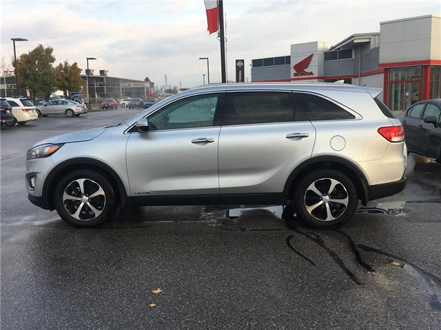 2017 Kia Sorento  (Stk: L00045) in Barrie - Image 2 of 19