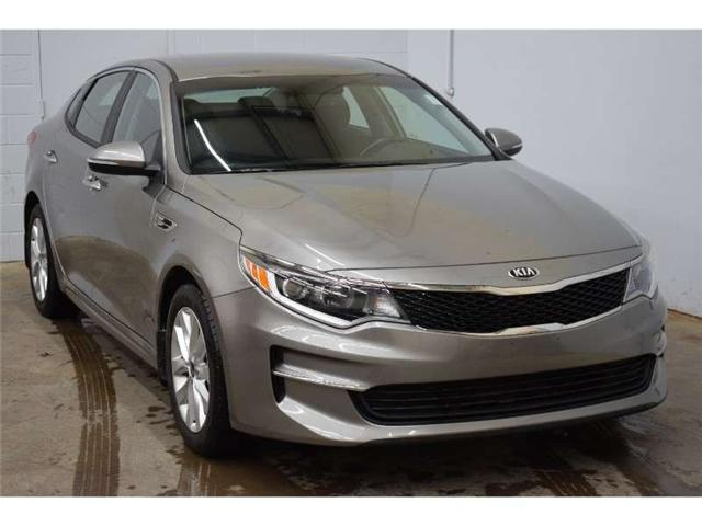 2017 Kia Optima LX+- HEATED SEATS * BACKUP AM * POWER DRIVER (Stk: B2655) in Cornwall - Image 2 of 30