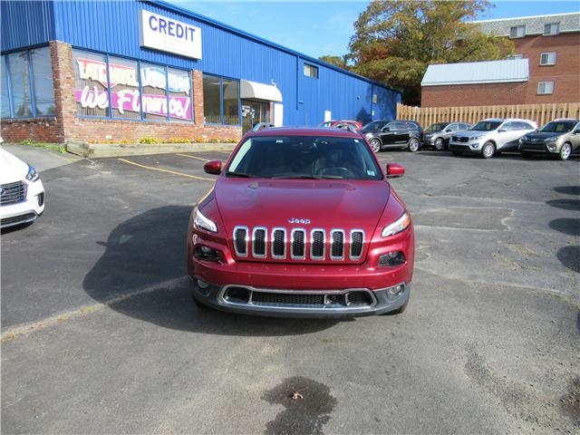 2017 Jeep Cherokee Limited (Stk: 549989) in Dartmouth - Image 2 of 24