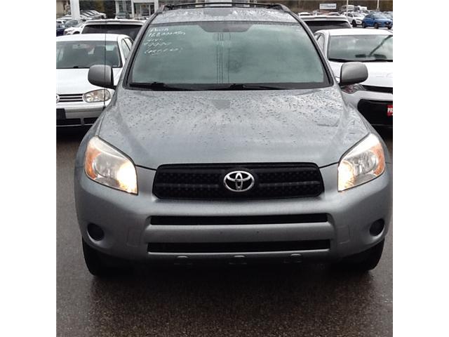 2008 Toyota RAV4 Base (Stk: ) in Owen Sound - Image 2 of 2