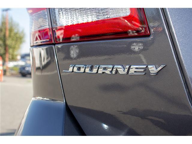 2017 Dodge Journey SXT (Stk: HT564189N) in Surrey - Image 6 of 29