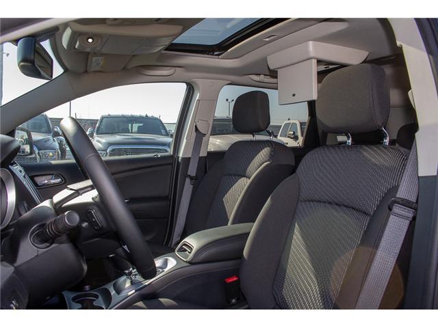 2017 Dodge Journey SXT (Stk: HT564189N) in Surrey - Image 12 of 29