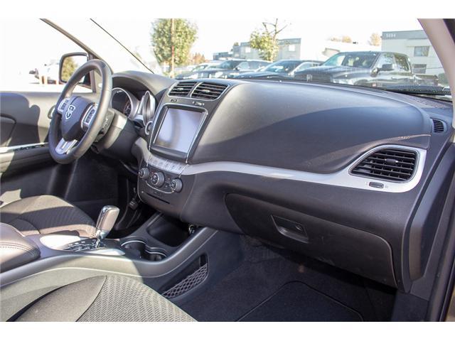 2017 Dodge Journey SXT (Stk: HT564189N) in Surrey - Image 19 of 29