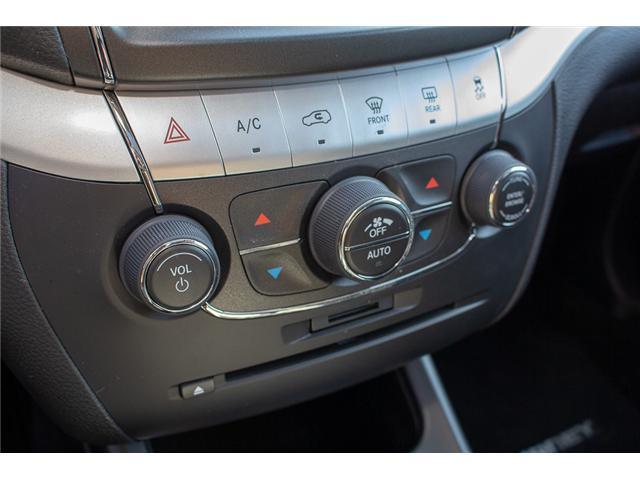 2017 Dodge Journey SXT (Stk: HT564189N) in Surrey - Image 26 of 29