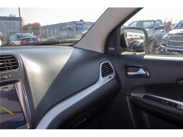 2017 Dodge Journey SXT (Stk: HT564189N) in Surrey - Image 28 of 29