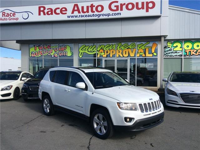 2016 Jeep Compass Sport/North (Stk: 16214A) in Dartmouth - Image 1 of 23
