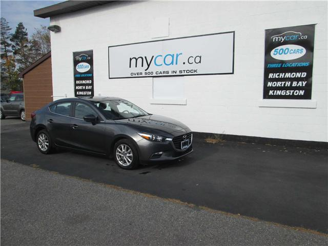 2017 Mazda Mazda3 GS (Stk: 181622) in Richmond - Image 2 of 14