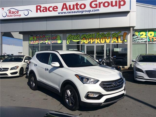 2017 Hyundai Santa Fe Sport 2.4 Luxury (Stk: 16228) in Dartmouth - Image 1 of 23