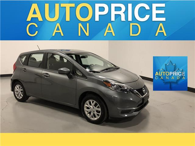 2017 Nissan Versa Note 1.6 SV (Stk: F9898) in Mississauga - Image 1 of 26