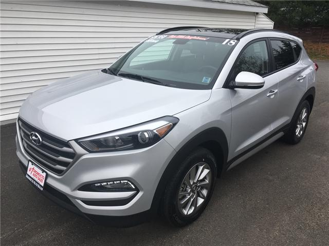 2018 Hyundai Tucson Luxury 2.0L (Stk: 583) in Oromocto - Image 2 of 22