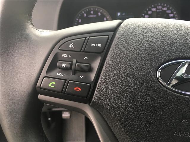 2018 Hyundai Tucson SE 2.0L (Stk: 583) in Oromocto - Image 13 of 22
