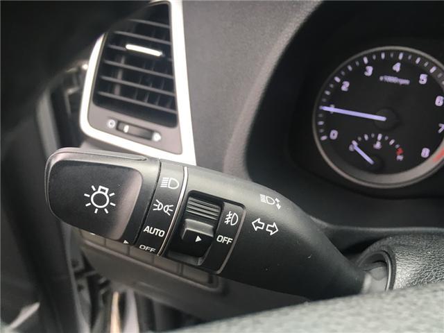 2018 Hyundai Tucson SE 2.0L (Stk: 583) in Oromocto - Image 16 of 22